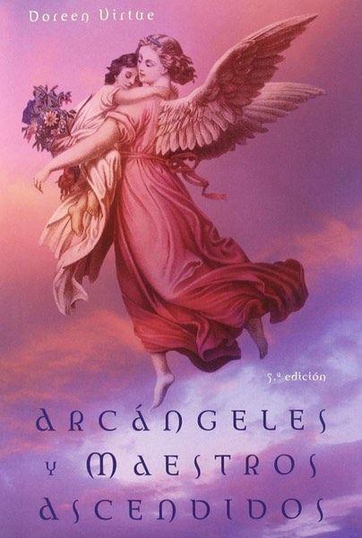 Arcángeles y Maestros Ascendidos. Más información: http://amzn.to/2ptmrzV