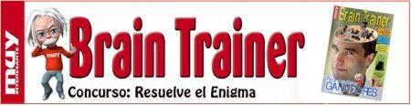 """Revista de pasatiempos """"Brain Trainer"""" en formato .pdf"""
