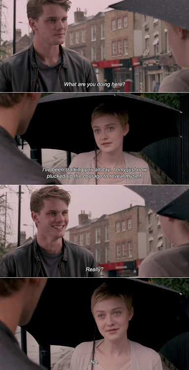 Now is good. Great film, get your tissues ready though.