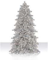 I purchased this tree last year from this company and was very pleased with the quality. I did wrap the pole a big more with a silver tinsel garland out of personal preference.