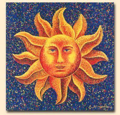 Sun Art - CBS Sunday Morning  