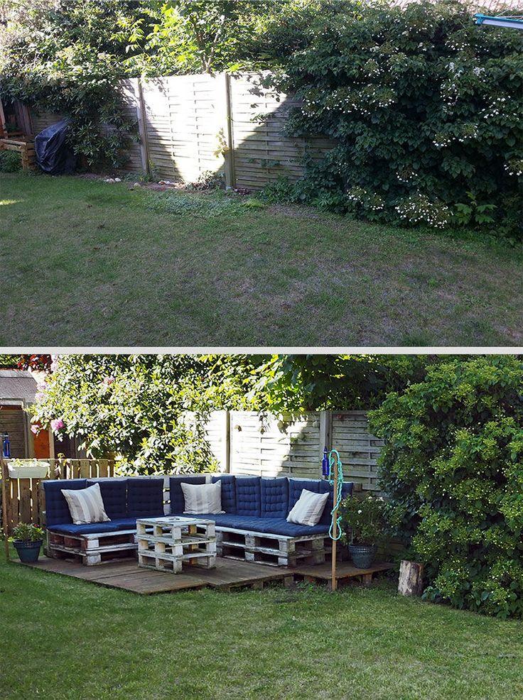 Nous voulions créer une seconde terrasse dans la cour arrière de notre maison. Cependant, puisque nous vivons dans un logement loué la solution doit être rentable. Nous avons googlé un peu et nous...