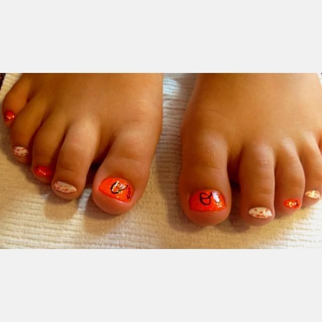 Orioles toes