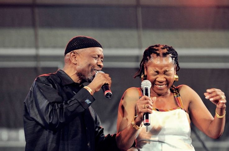 Did you know?  Caiphus Semenya and Letta Mbulu, both accomplished musicians in their own right, met on the set of the 1959 musical King Kong.