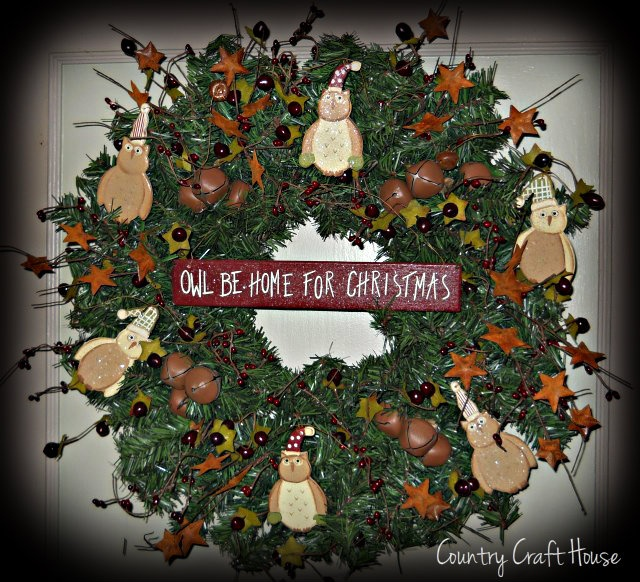 17 best images about country christmas crafts on pinterest for Country craft house