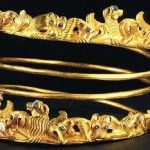 Ancient Siberian jewelry, Secrets, arts and culture, spiritual, animal style, excavations, burial mounds, silver objects, graves, cemeteries, gold