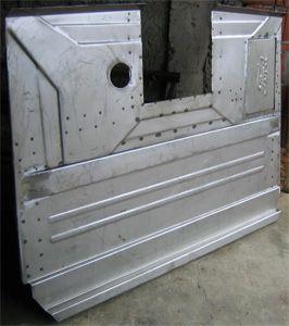 assoalho f100 gabine 1954 a 1968 step side