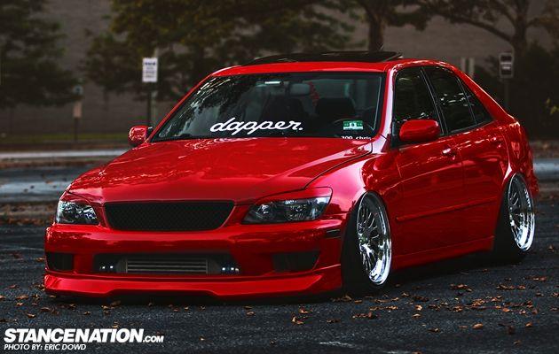 Definitely Dapper // Chris' 689WHP Lexus IS300.