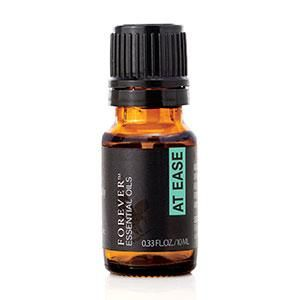 FOREVER ESSENTIAL OILS AT EASE