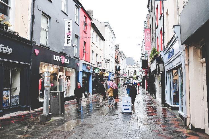 Road-trip en Irlande et journée à Cork
