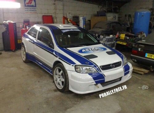 Astra Mk4 G Rally Car Astra Mk4 Modding And Motor Sports