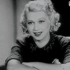 Ina Benita in movie Ja tu rządzę, 1939.