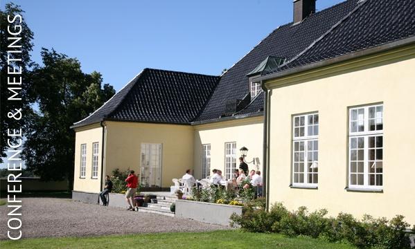 Idingstads Säteri - exterior