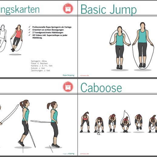 Rope Skipping wimasu.de #sportunterricht #sportlehrer #sportlehrerin