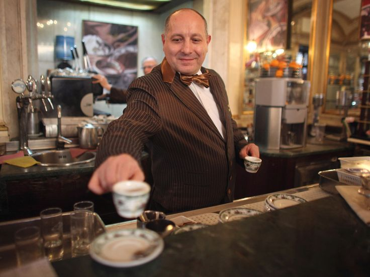 Tough economic times and growing poverty in much of Europe are reviving a humble tradition that began some one-hundred years ago in the Italian city of Naples. Its called caffè sospeso — suspended coffee: A customer pays in advance for a person who cannot afford a cup of coffee.