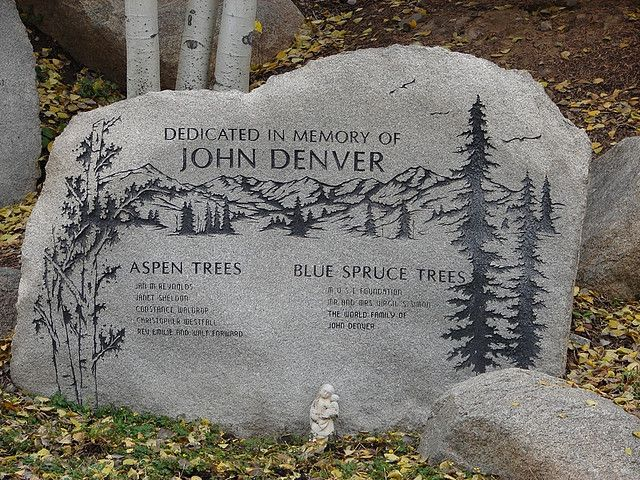 John Denver Memorial at Snowmass Chapel
