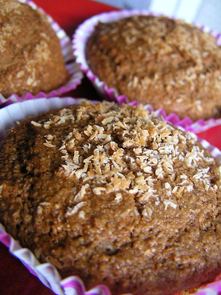 Vegaaniset muffinsit