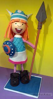 FofuKekos: Vicky el Vikingo