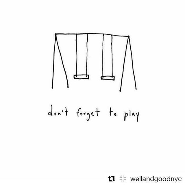 #Repost @wellandgoodnyc with @repostapp ・・・ Consider this your weekend reminder.// Tengan un lindo fin de semana!