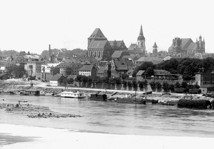 TORUŃ - rok 1900