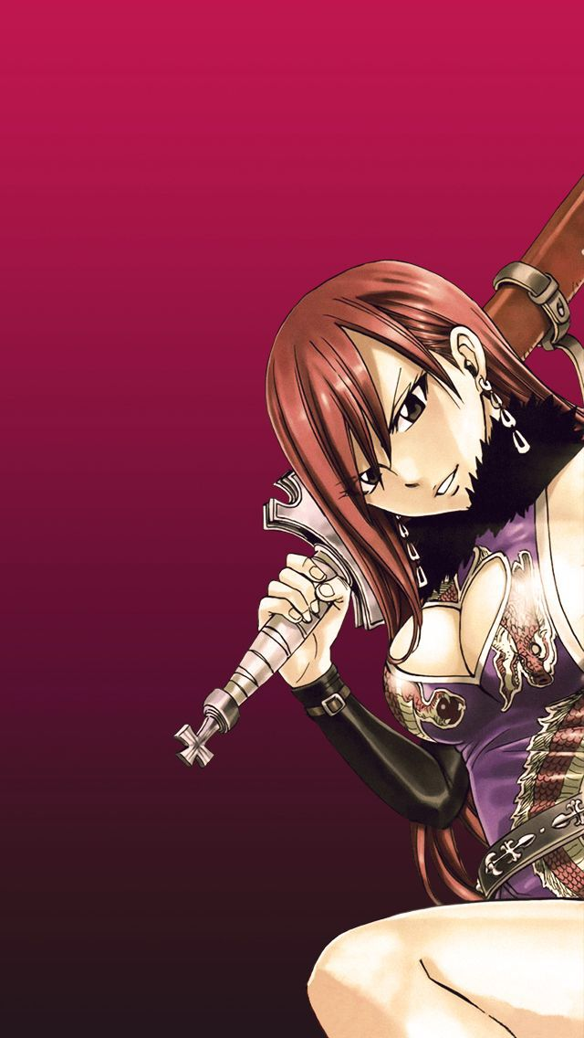 Sad Quotes Wallpaper Iphone 5 Best 25 Erza Scarlet Ideas On Pinterest Fairy Tail Erza
