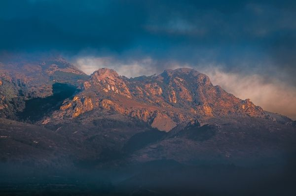 The wild beauty of Ambelos Mountain, Samos