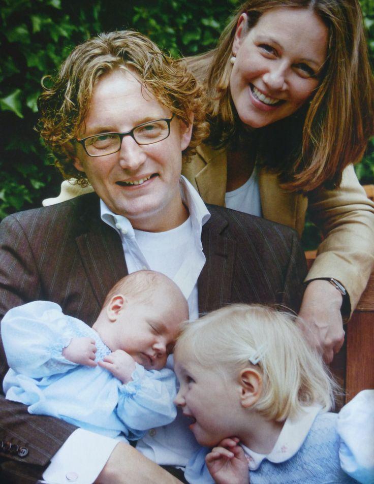 Bernhard, Annette, Isabella en Samuel
