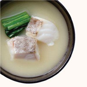 たらとほうれん草の味噌汁   365杯の味噌汁   醤油、味噌 本物の味ひとすじ【フンドーキン醤油(九州大分県臼杵)】