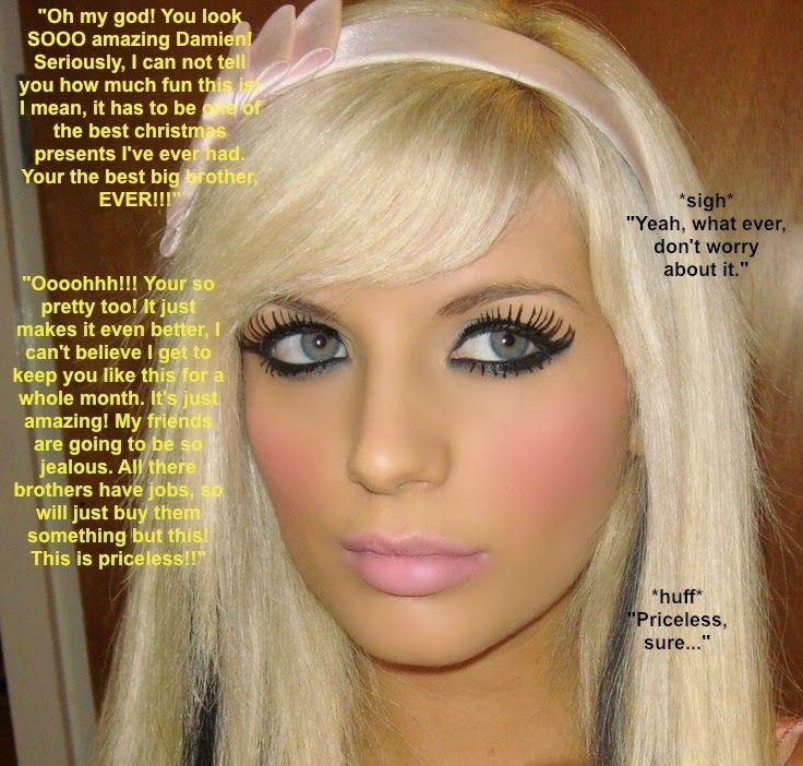 sissification makeup saubhaya makeup