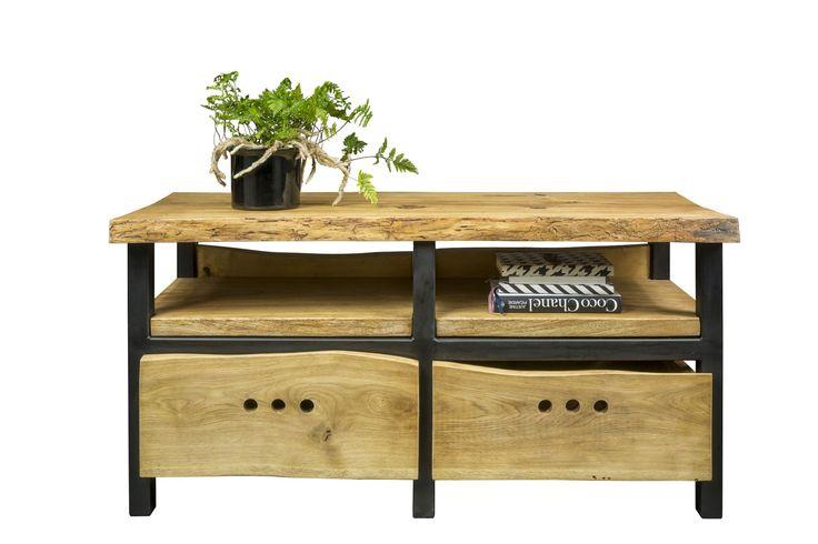 Molina - Szafka RTV - The Wood Company - Producent mebli drewnianych