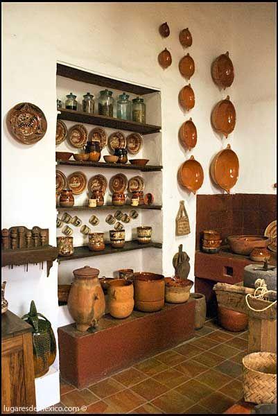 decoracion cocina mexicana tradicional - Buscar con Google