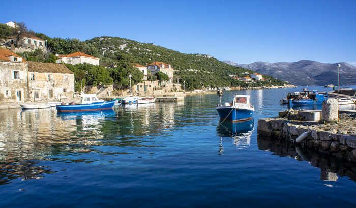 Sipan Croatia Photos, Info & Facts - Footsteps of Jim | Footsteps of Jim