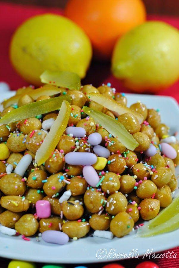 Semplicemente Insieme: Dolci del Sud: le perle dorate di Carnevale