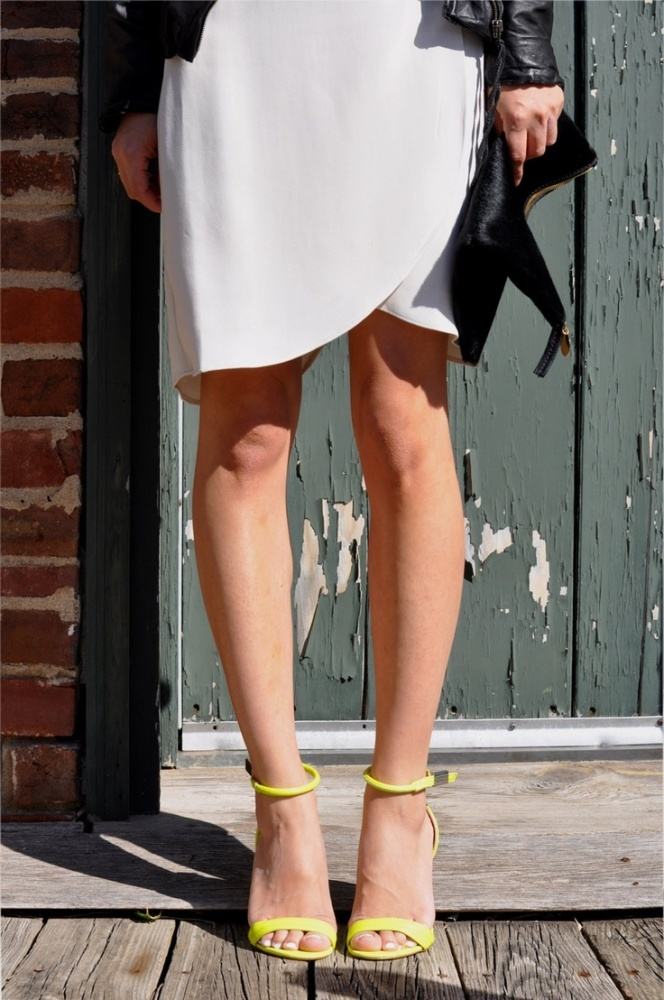 Actually Wearable Neon Pumps and Sandals