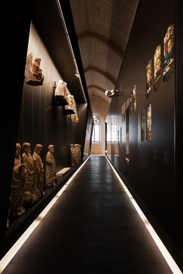 Interpretative Centre in Batalha Monastery_9