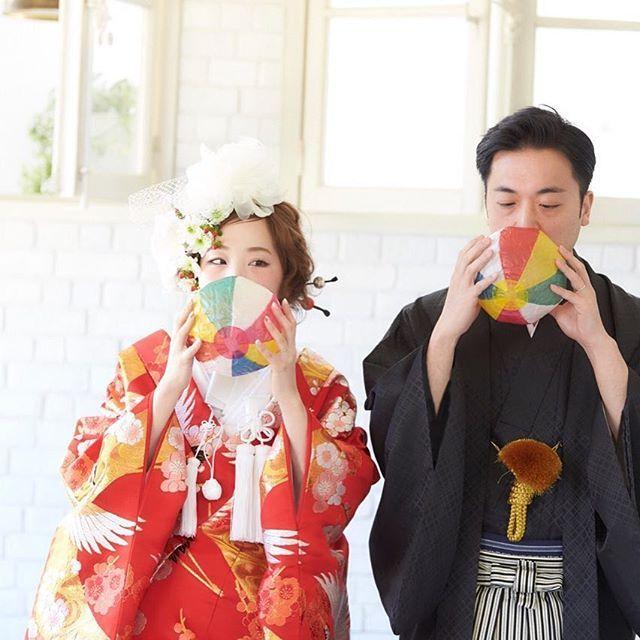 今日で結婚式から1ヶ月 載せてなかった結婚式と前撮りの写真 和装の前撮り楽しすぎました これが1番お気に入り♡ #プレ花嫁#和装#前撮り#色打掛#結婚式#和装前撮り#hairarrange#ヘアアレンジ#和装ヘア#着物#kimono#ヘアメイク#花嫁#wedding#ウェディング#ブライダル#紙風船#marry#marryxoxo#浜松
