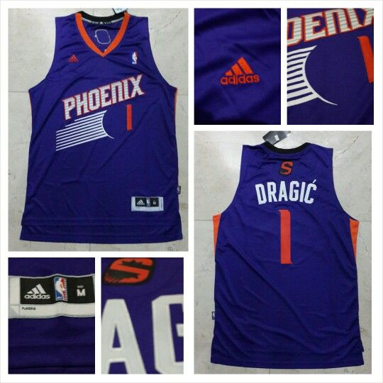 READY STOCK ! READY STOCK!!  JERSEY BASKETBALL NBA PHOENIX SUNS DRAGIC #1 SWINGMAN REVO30 FOR SALE  INTERESTED?  FOLLOW US @KORIONZ  CONTACT US! BB 28BCBB04 LINE LEONARDUSMARVIN WHATSAPP +62-838-7033-0922