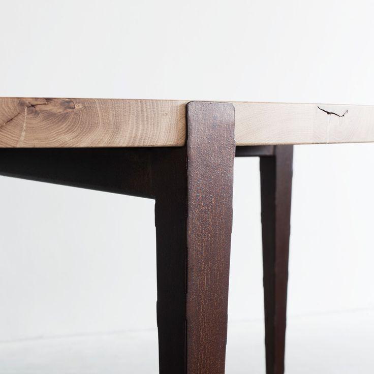 Wabi Sabi dining table / tafel / Esszimmertisch