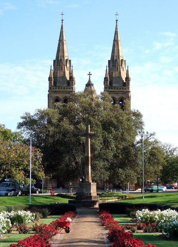 The Women's War Memorial, North Adelaide, Adelaide City, South Australia