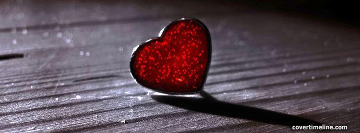 Valentine Heart Timeline Cover - Facebook timeline covers maker