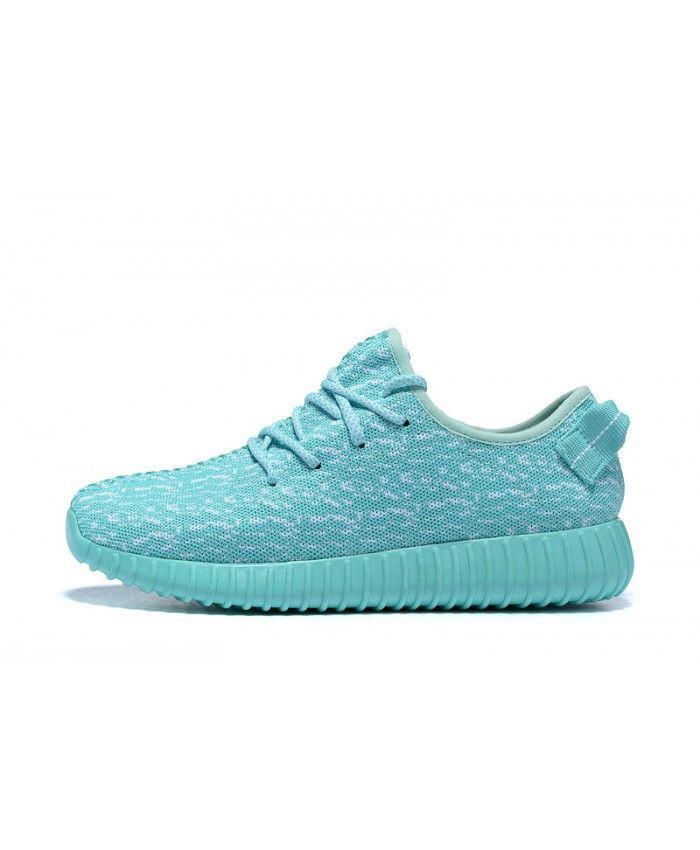 bajo precio 1d035 615b7 Comprar Adidas Yeezy 350 boost Mujer Menta verde zapatillas ...