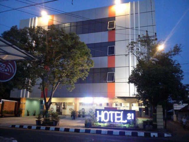 Selamat Datang Di Hotel 21 Pati Hotel21  Hotel Pati
