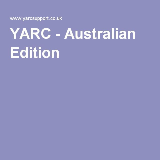 assessment for decodable readers YARC - Australian Edition