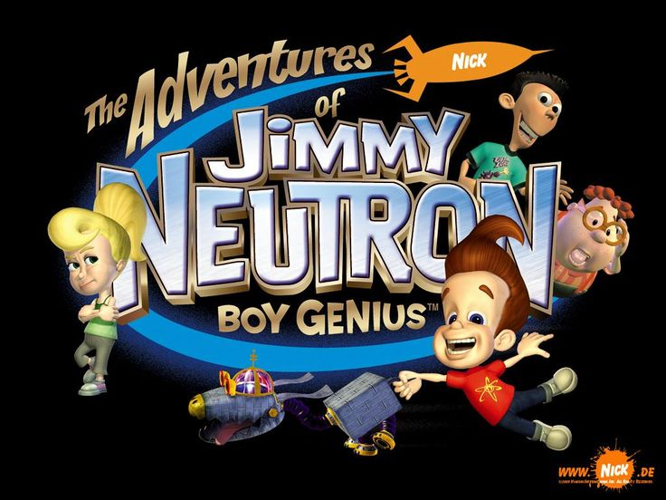 <3 The Adventures of Jimmy Neutron Boy Genius <3 I wanted Cindy and Jimmy to be together from the beginning so bad! Libby was my favorite character though! :')<3