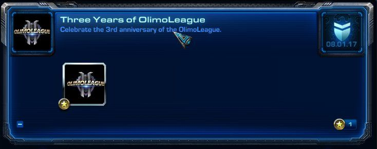 Congratulation to @OlimoLeague! You are now an official part of Starcraft! #games #Starcraft #Starcraft2 #SC2 #gamingnews #blizzard