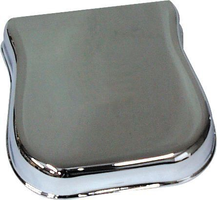 Fender Replacement Vintage Telecaster Bridge Cover by Fender. $14.70. Chrome ashtray Fender Tele bridge cover. For USA and Mexican vintage Telecaster bridges only.. Save 26% Off!
