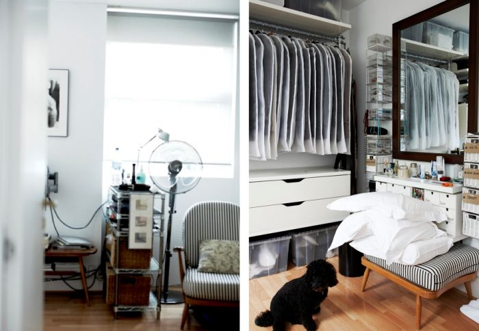 http://www.remodelista.com/posts/christines-house-living-small-in-london  Ikea Moppe Mini Drawers