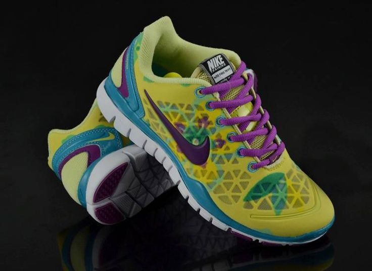 Nike Womens :: Free Run+ :: Nike-Free-TR-Fit-Women-024 -