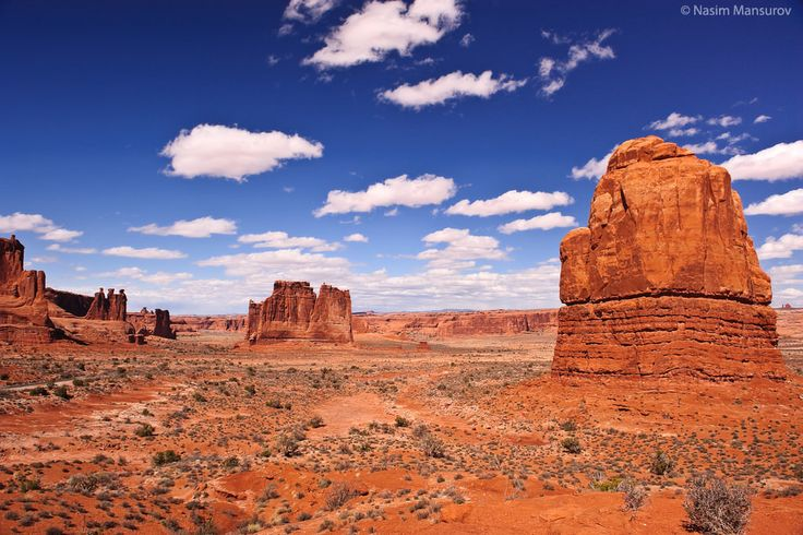 How to use a Polarizing Filter (Arches National Park)
