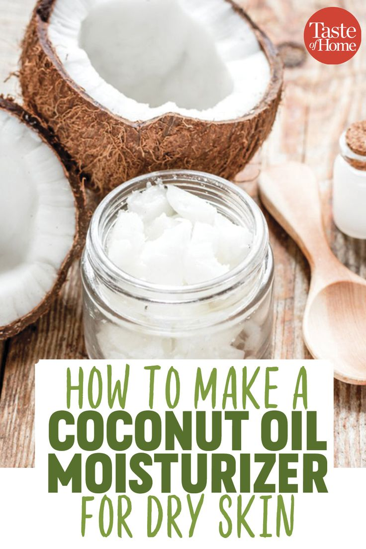 How to Make Your Own Coconut Oil Moisturizer